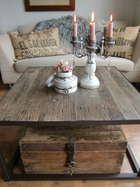 Coffee Table inspiration 9