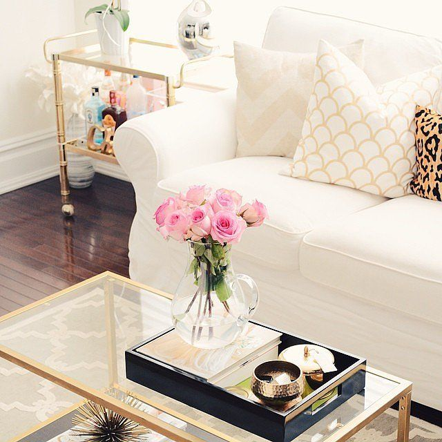 Coffee Table Styling Little Miss Notting Hill