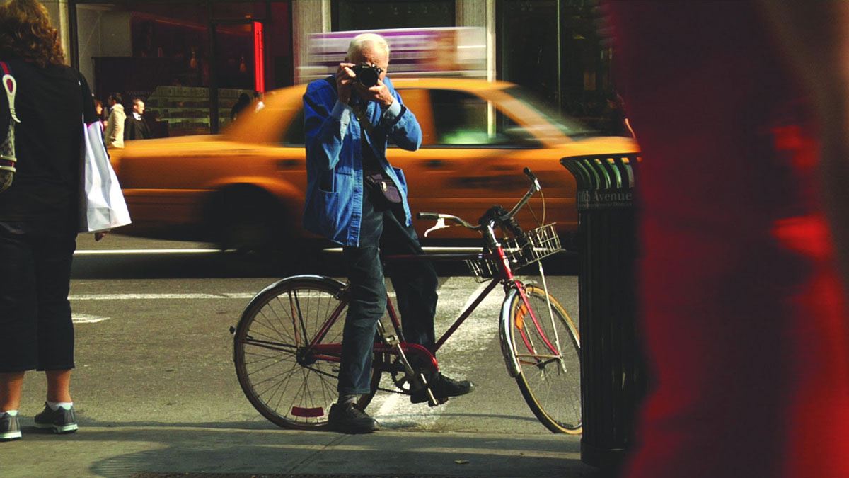 Bill Cunningham Street Style Fashion Photography