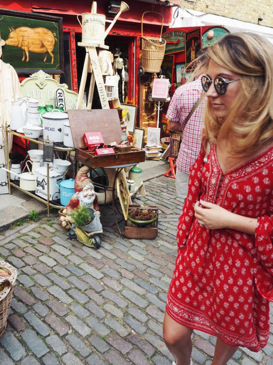 Weekend Antique Hunting Little Miss Notting Hill