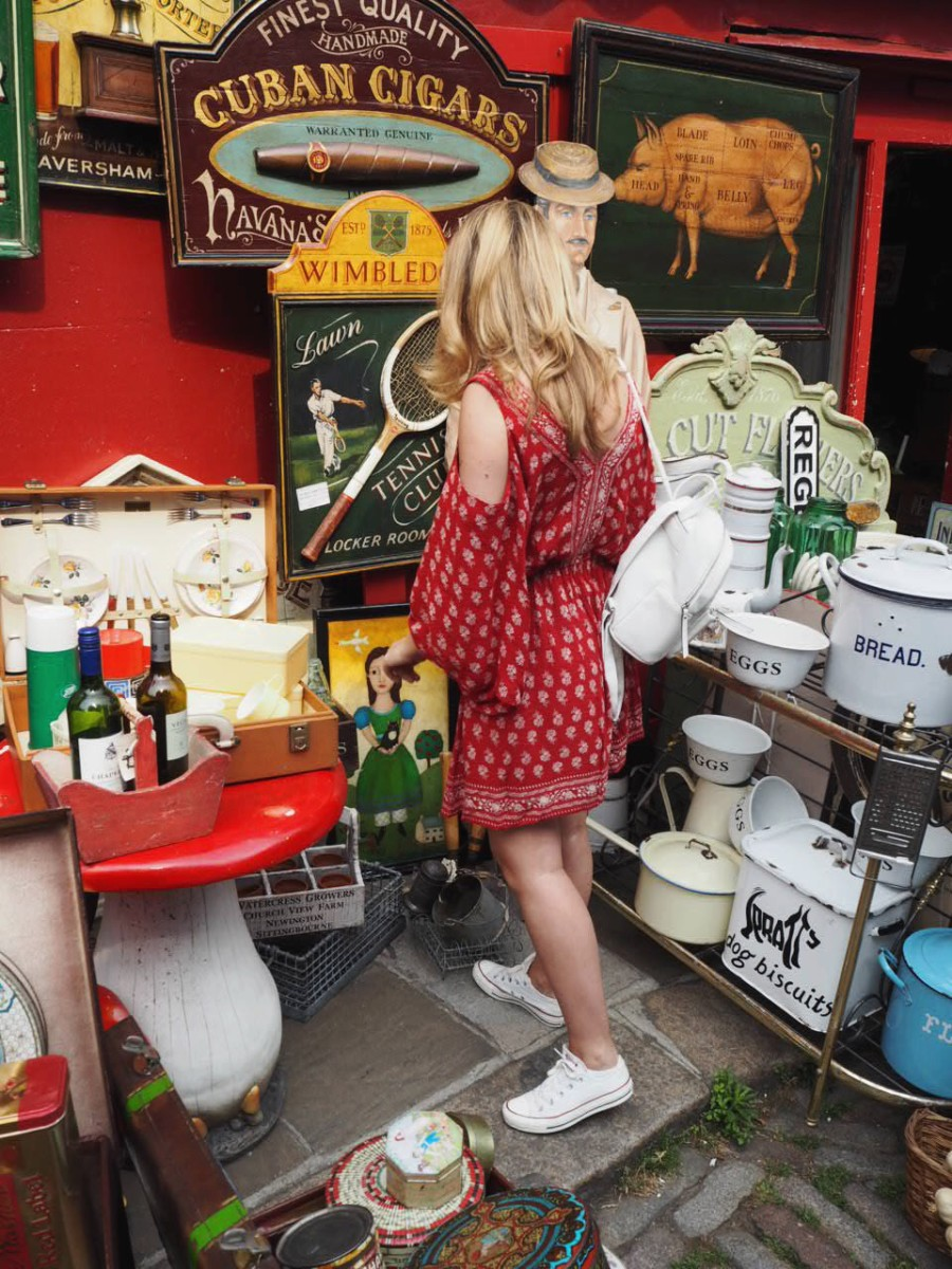 Alice Antique Store Notting Hill