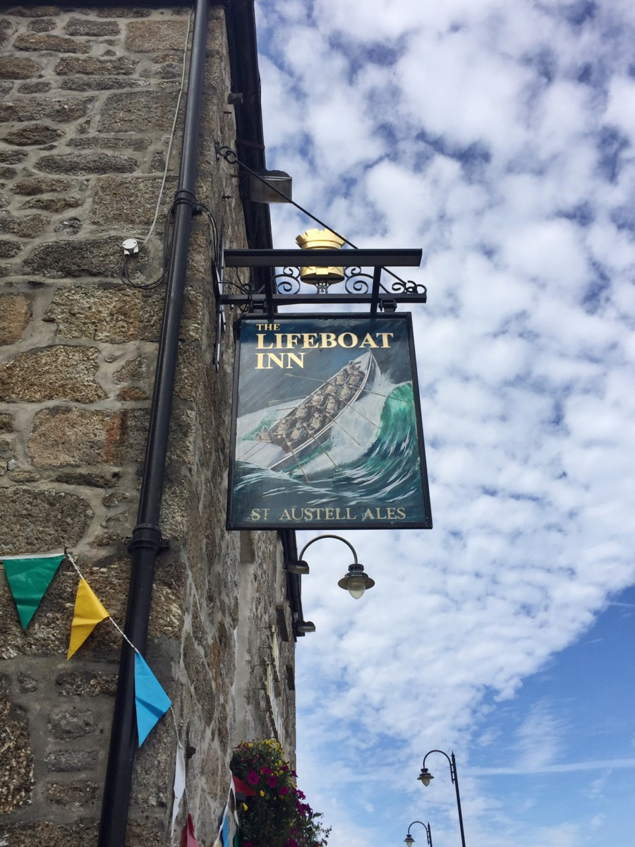The Lifeboat Inn, St Ives, Cornwall
