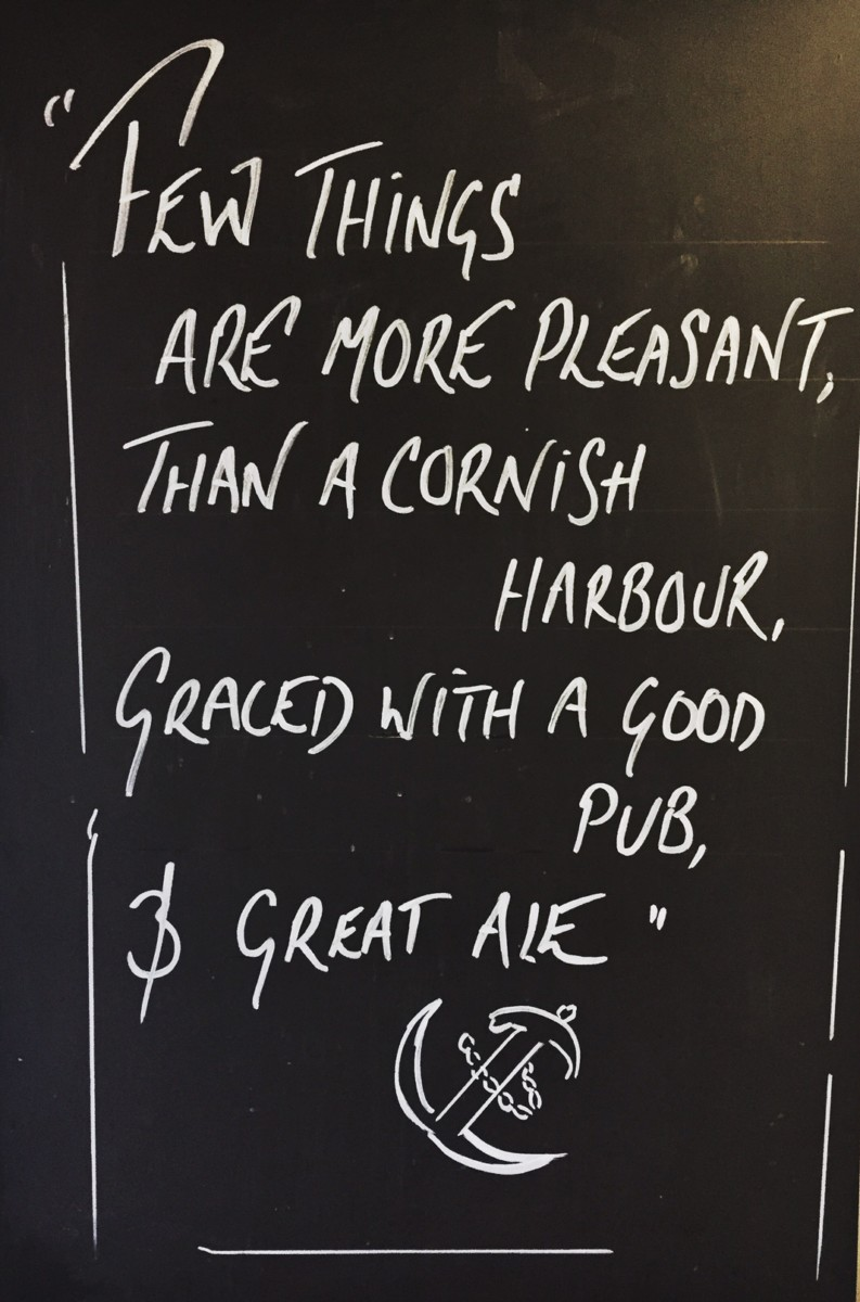 Pub in Penzance, Cornwall