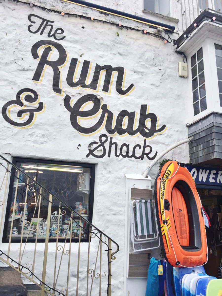 The Rum Crab and Shack, St Ives, Cornwall
