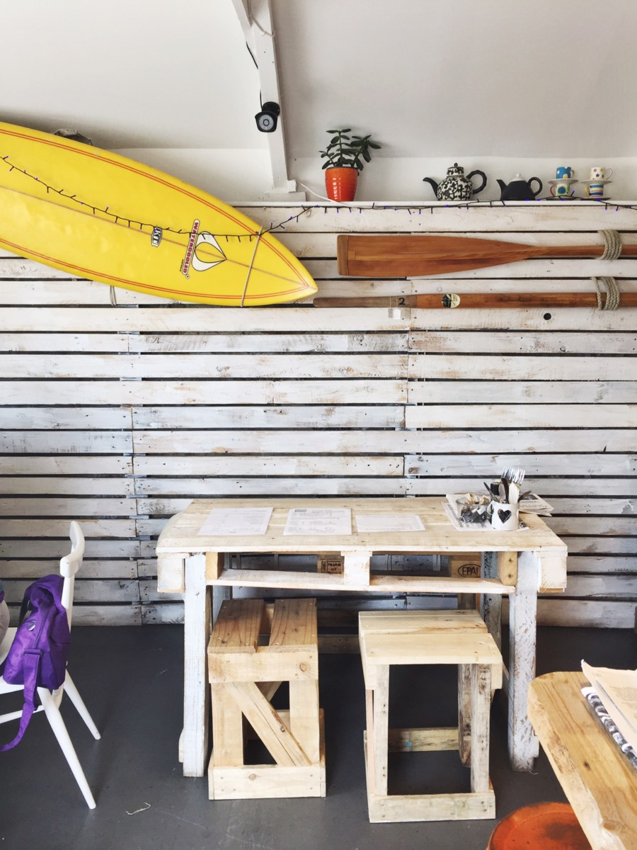 The Surf Shack Cafe, St Ives