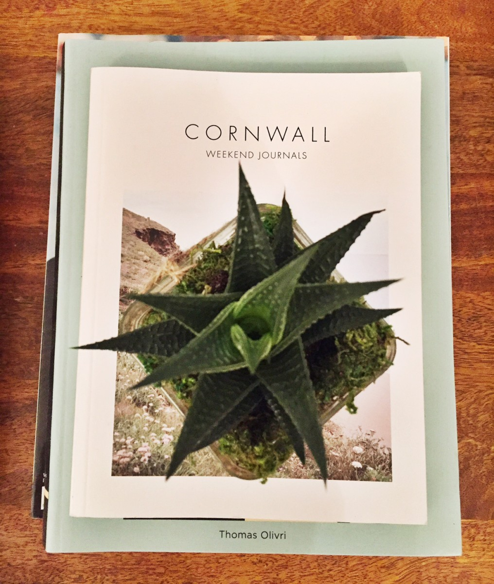 Cornwall by Weekend Journals