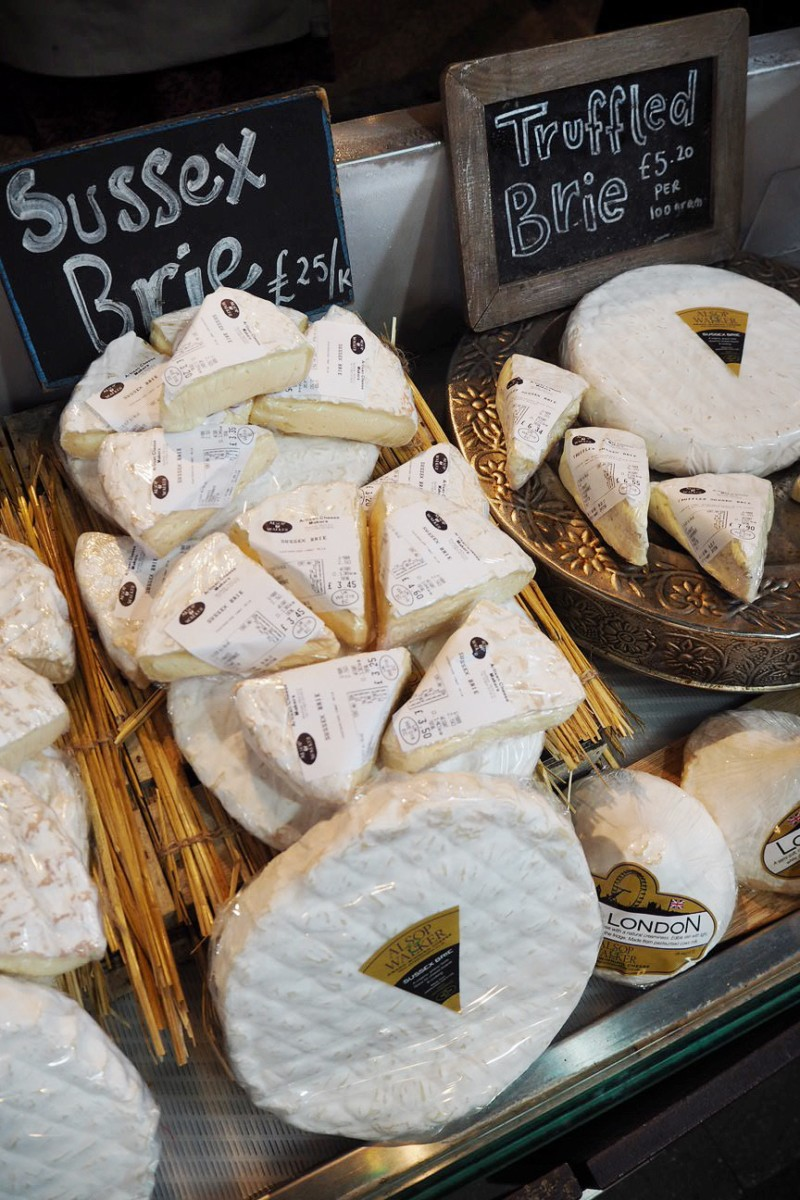 Borough Market Brie