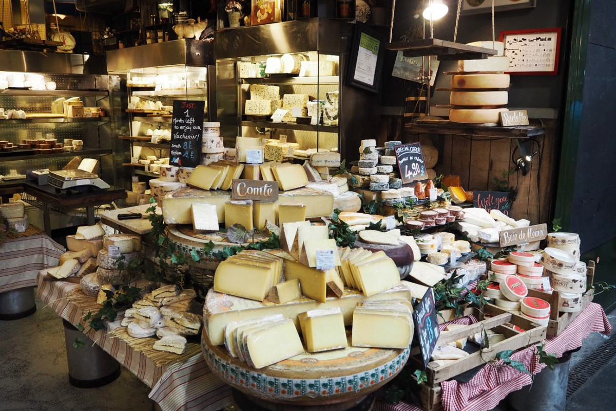 Borough Market Comte
