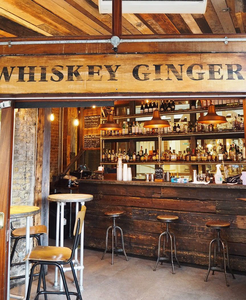 Borough Market Whiskey Ginger
