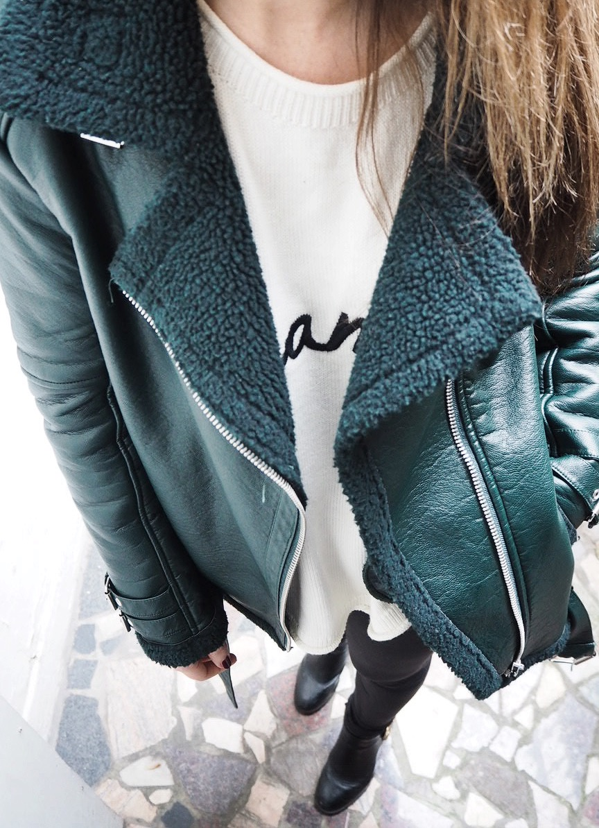 Borough Market outfit jacket
