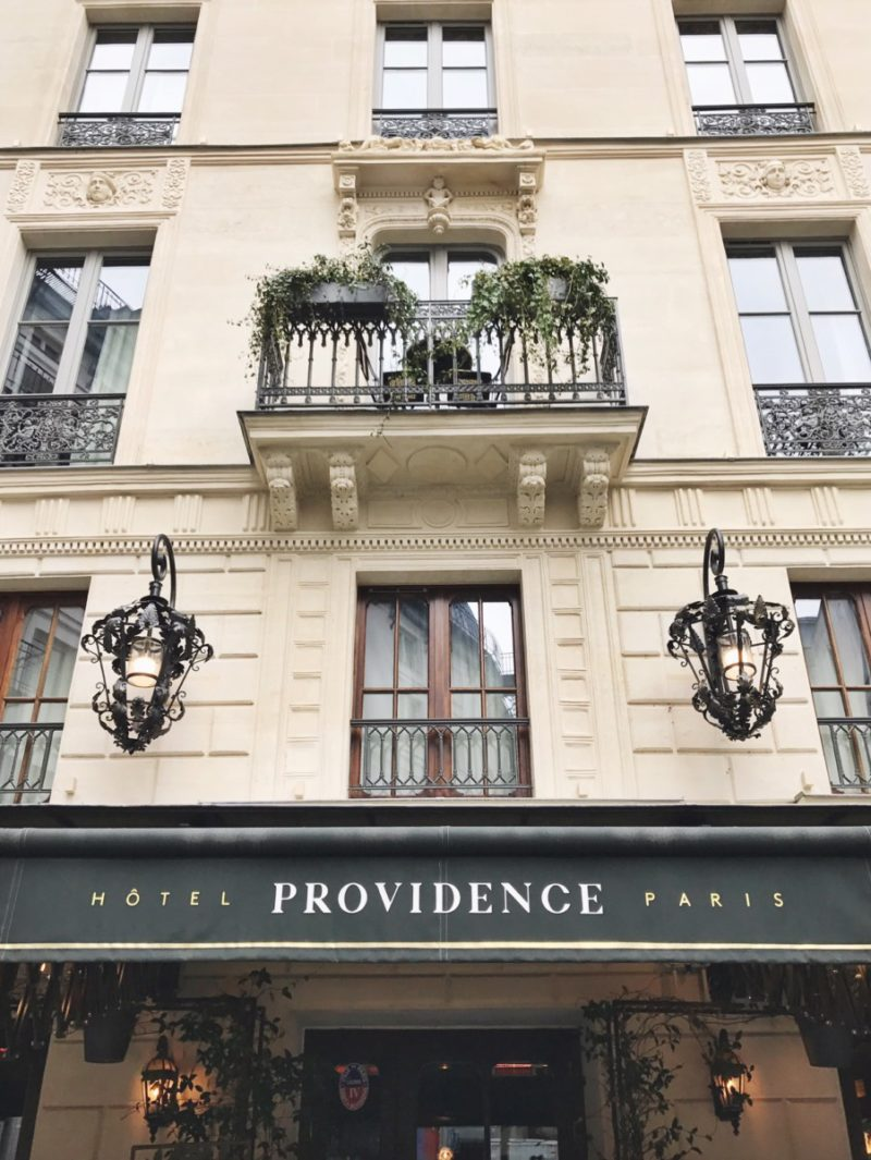 Hotel providence a boutique hotel in paris little miss for Paris hotel address