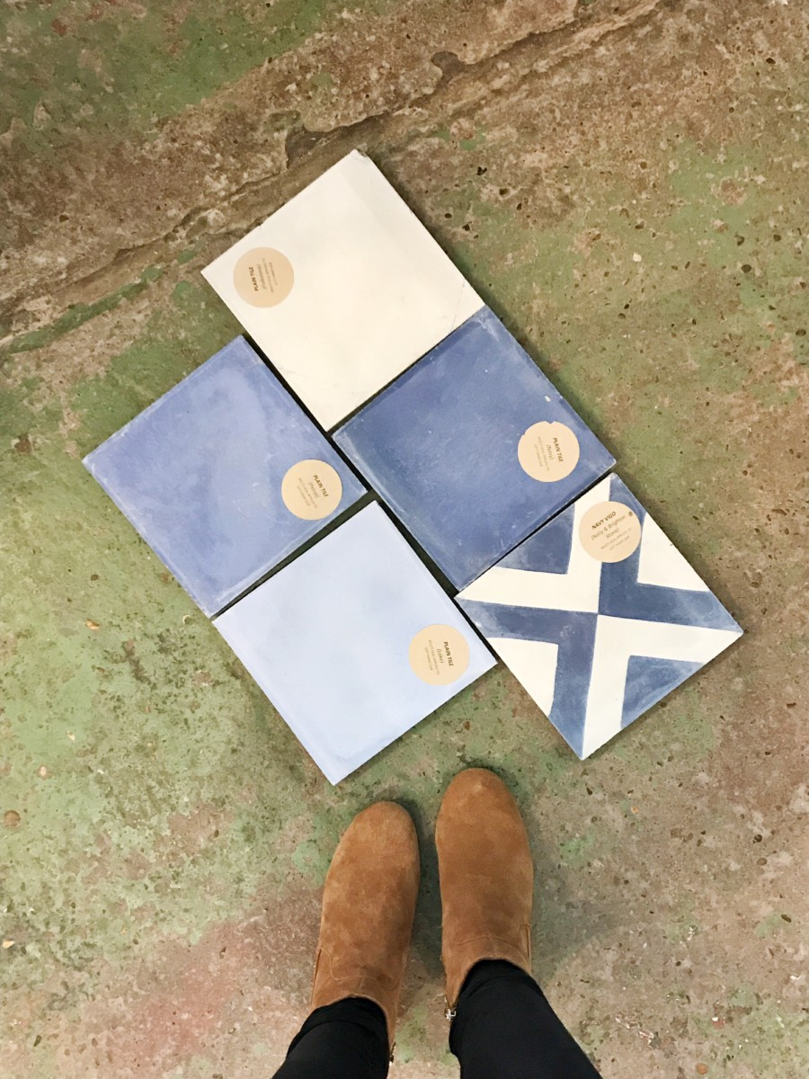 Bert and May Tile Workshop Vyner Street 12