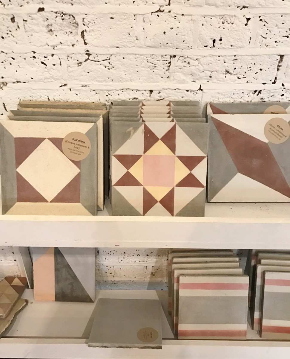 Bert and May Tile Workshop Vyner Street 13