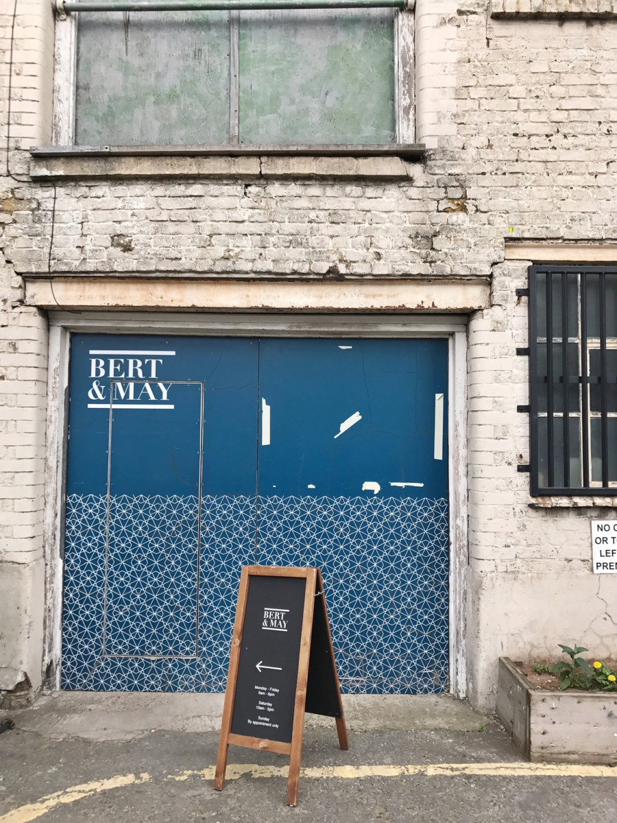 Bert and May Tile Workshop Vyner Street 20