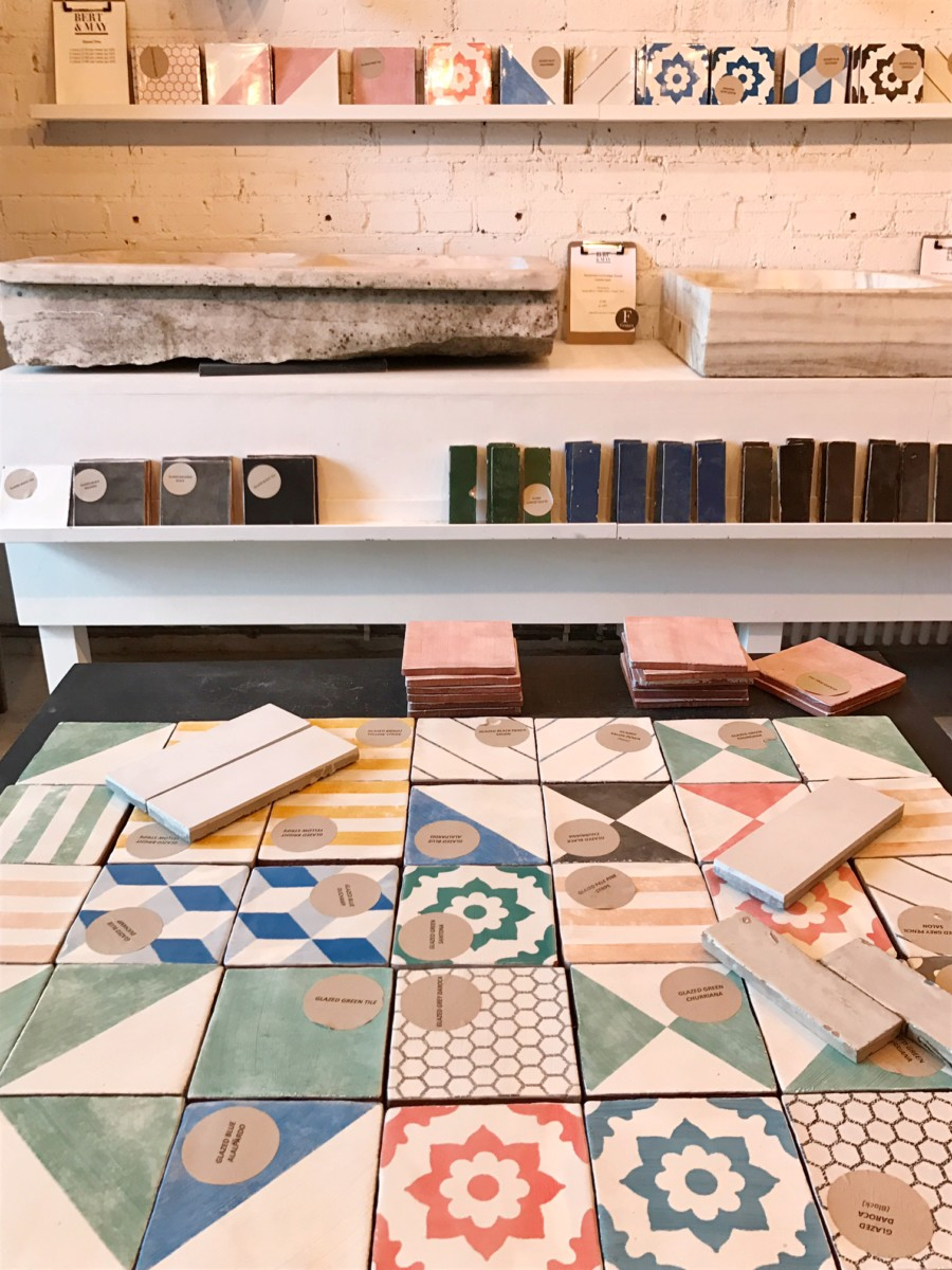 Bert and May Tile Workshop Vyner Street 4