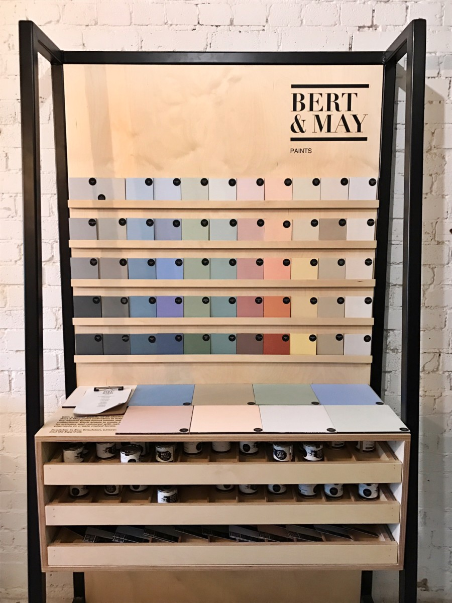 Bert and May Tile Workshop Vyner Street 5