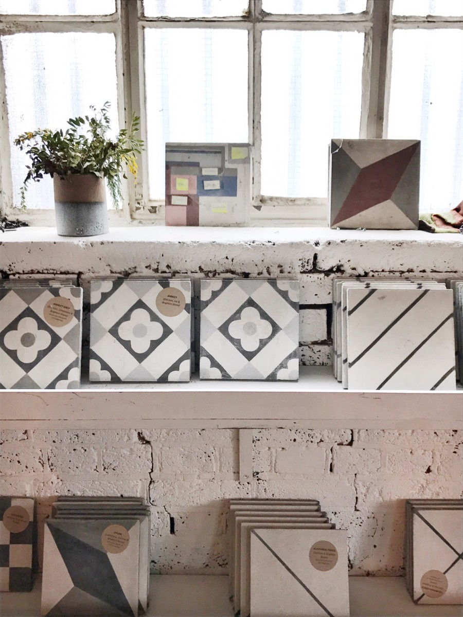 Bert and May Tile Workshop Vyner Street 8
