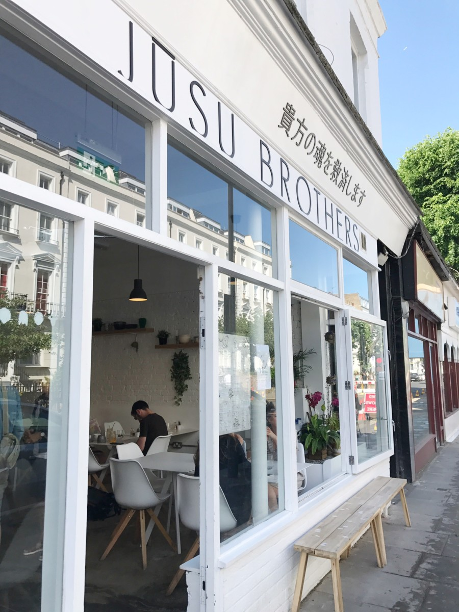 Jusu Brothers Westbourne Grove 5