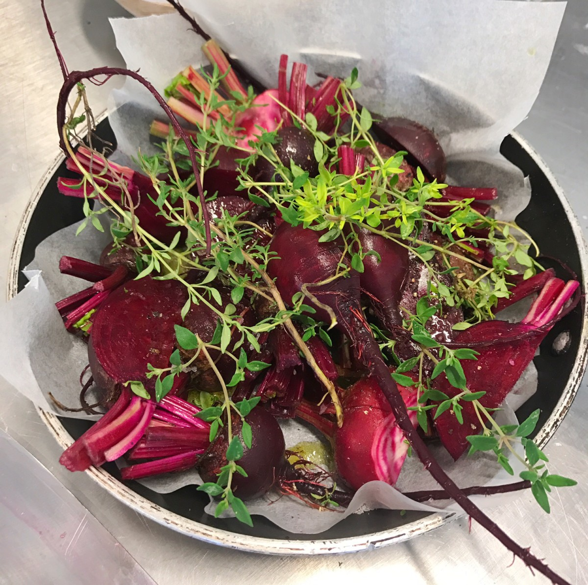 Beetrot Thyme Cooking Class