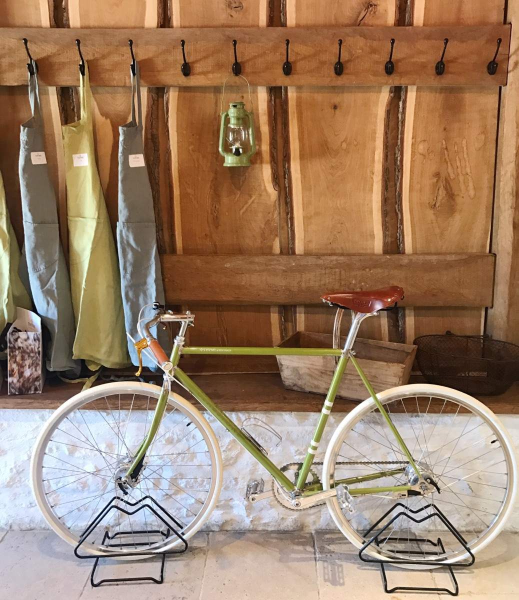 Thyme Cotswolds Bicycle