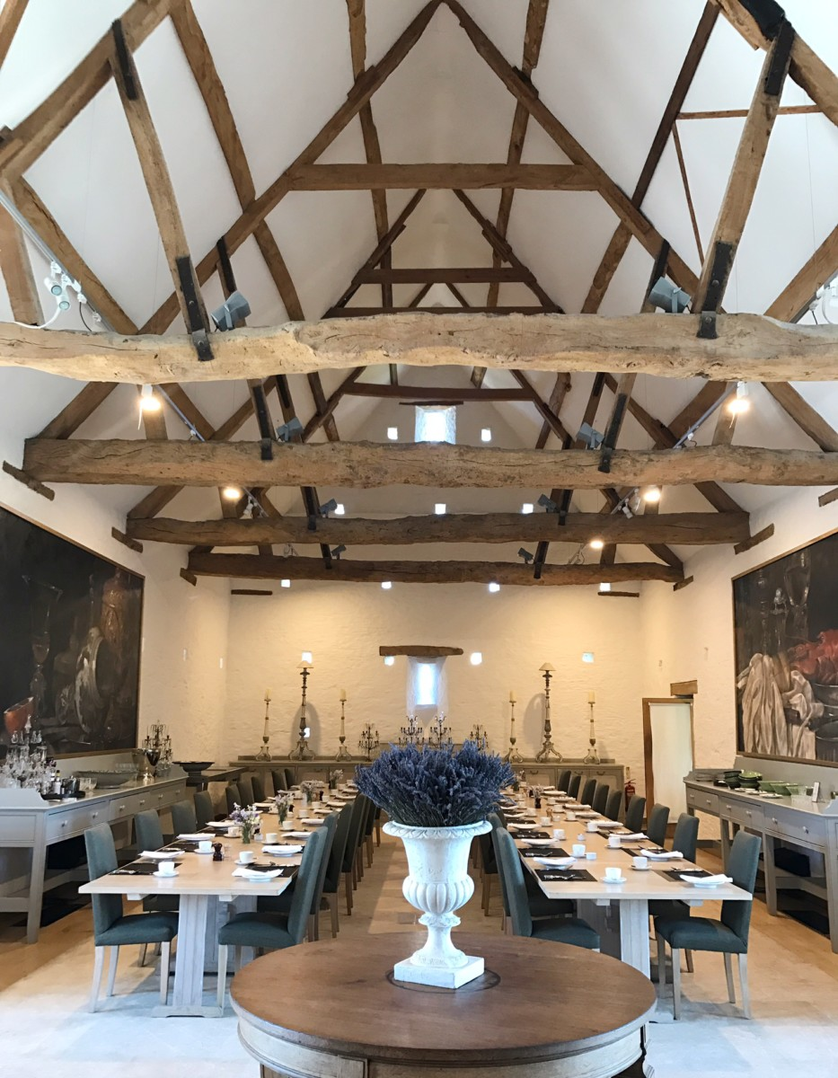 Thyme Cotswolds Breakfast Room